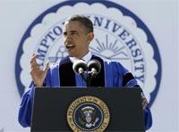 Obama_hampton_university